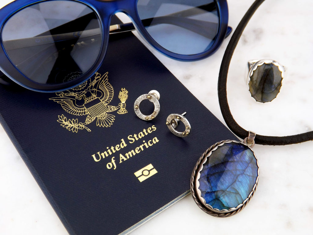 Traveling with your jewelry