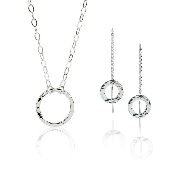 Necklace and Earring Set - Jamie Santellano