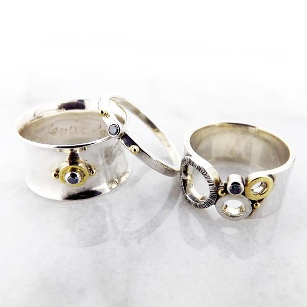 Rings under $500